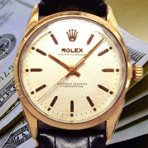 Sell your Rolex Watch for the best price
