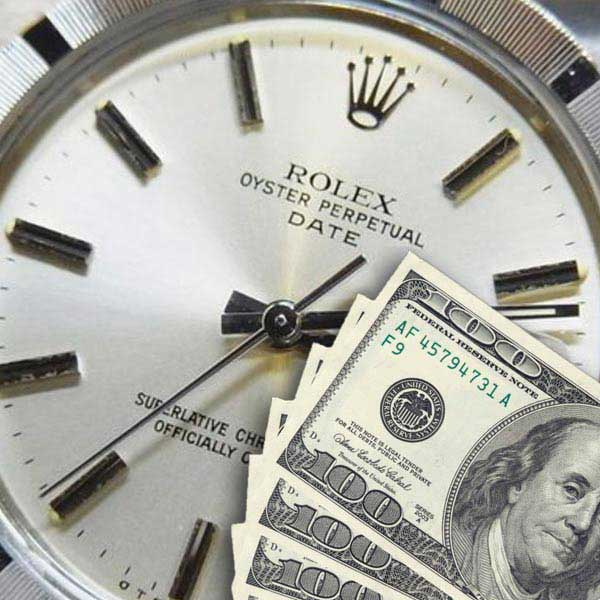 Sell Your Rolex Top Dollar