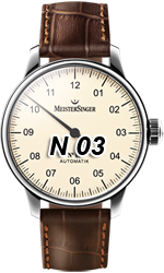 meister singer watches N 03