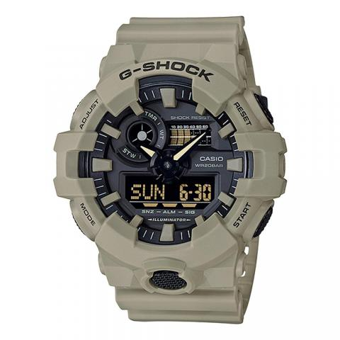 Analog-Digital Casio G-Shock GA700UC-5A mens