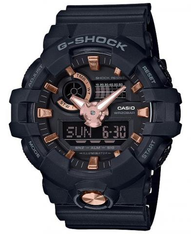 Analog - Digital Casio G-Shock GA710B-1A4 mens