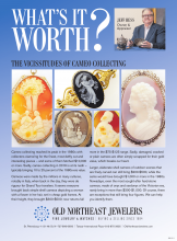 What's It Worth? The Vicissitudes Of Cameo Collecting