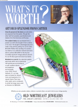 What's It Worth? Art Deco Splendor From Cartier