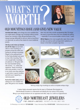 What's It Worth? Old Mountings Have (And Give) New Value