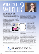 What's It Worth - All-American Gems
