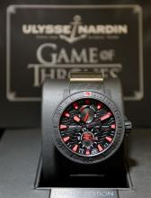 Ulysse Nardin Game of Thrones Watch close up