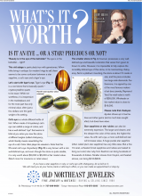 What's It Worth? - Is It An Eye Or A Star Precious Or Not