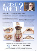 Whats It Worth - The Design Excesses of Retro Deco