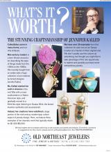 What's It Worth? The Stunning Craftsmanship Of Jennifer Kalled