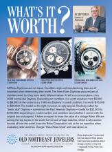What's It Worth? Rolex Daytonas