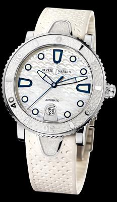 Lady Diver Ulysse Nardin 8103-101-3/00 ladies