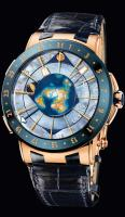 Moonstruck Limited Edition Ulysse Nardin 1062-113 mens