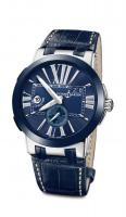 Executive Dual Time Ulysse Nardin 243-00-3/43 mens