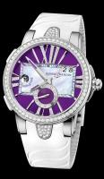 Ladys Executive Dual Time Ulysse Nardin 243-10B-3C/30-07 ladies