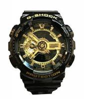 Analog-Digital Casio G-Shock GA110GB-1A mens