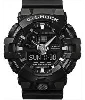 Analog-Digital Casio G-Shock GA700-1B mens