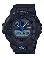 Analog-Digital Casio G-Shock GA710B-1A2 mens