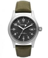 Khaki Field Mechanical Hamilton H69419363 mens