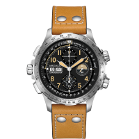 Khaki X-Wind Auto Chrono Limited Edition Hamilton H77796535 mens